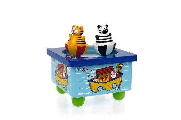 Noah's Ark Music Box