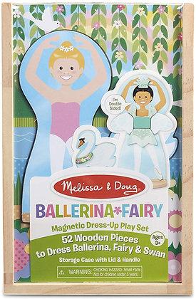 Magnetic Ballerina Fairy