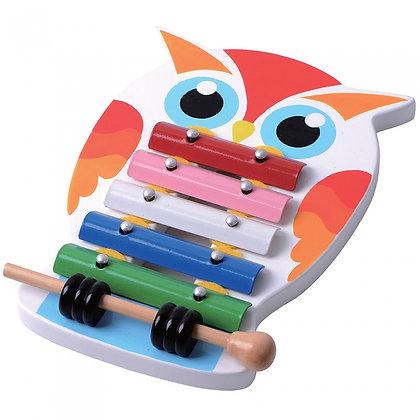 Owl Xylophone