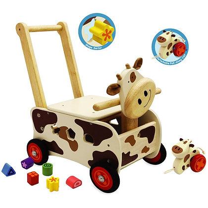 Walk & Ride Cow Sorter