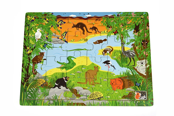 Australian Animal Jigsaw