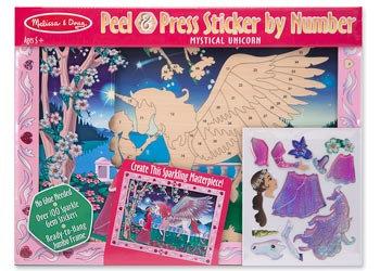 Peel & Press - Mystical Unicorn