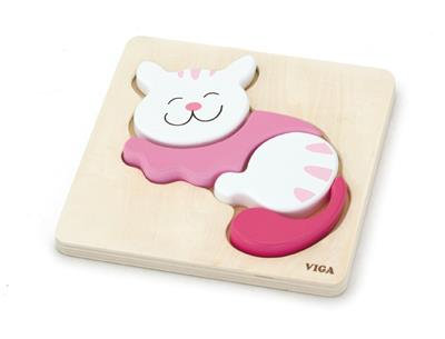 Mini Block Puzzle - Cat