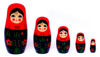 Russian Doll - 9178