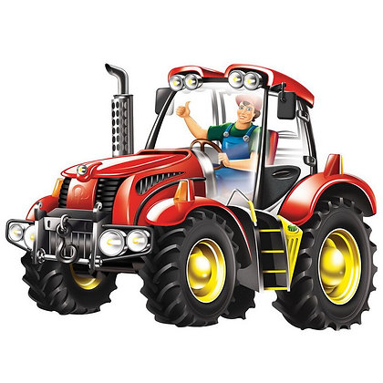 Tractor Table Puzzle