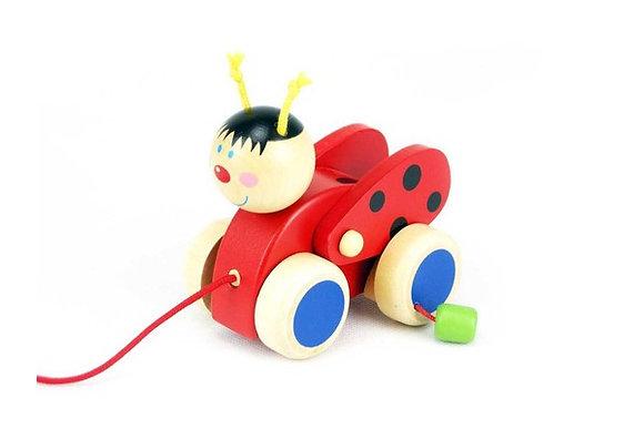 Ladybird Pull Along