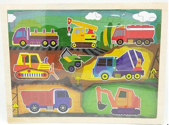 Large Format 48 Piece Puzzle - A3