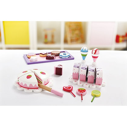 Cakes & Candies Play set