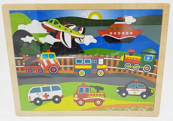 Large Format 48 Piece Puzzle - A3, 8 designs