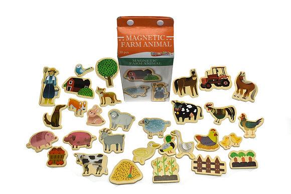 Magnetic Farm Animals