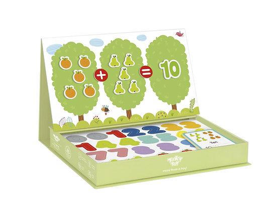Magnetic Box - Maths