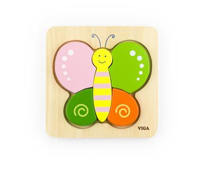 Mini Block Puzzle - Butterfly