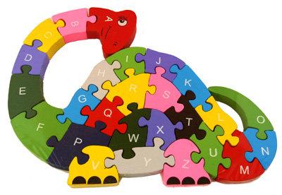 Baby Dinosaur Jigsaw