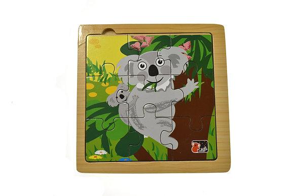 Koala 9 piece Jigsaw