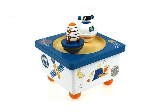 Rocket Music Box