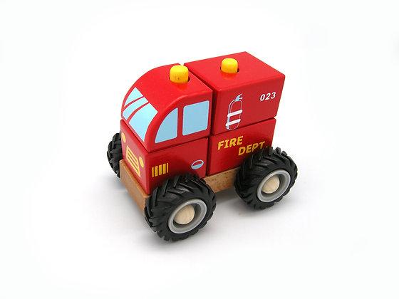 Block Fire Engine