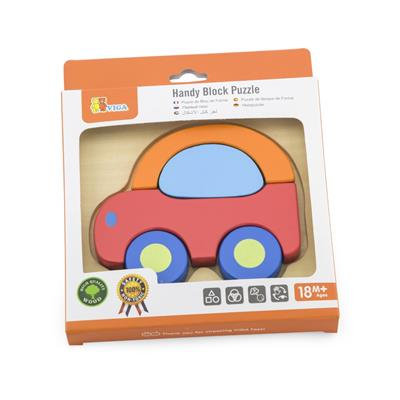 Mini Block Puzzle - Car