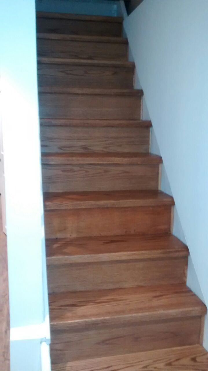 stair laminate floor
