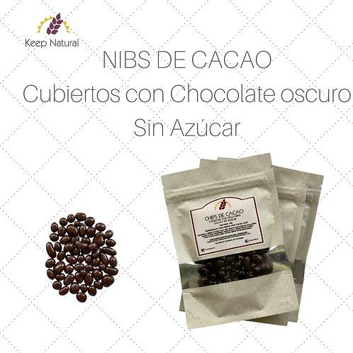 Nibs Cacao 90gr (3 pack de 30gr)