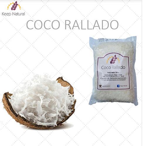 Coco Rallado (250gr)