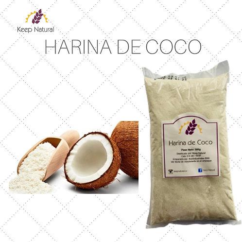 Harina de Coco (500gr)