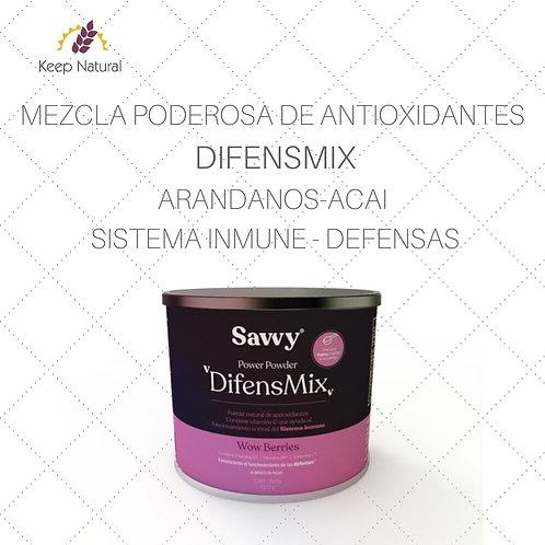 Difensmix Mezcla Antioxidantes Savvy 120gr