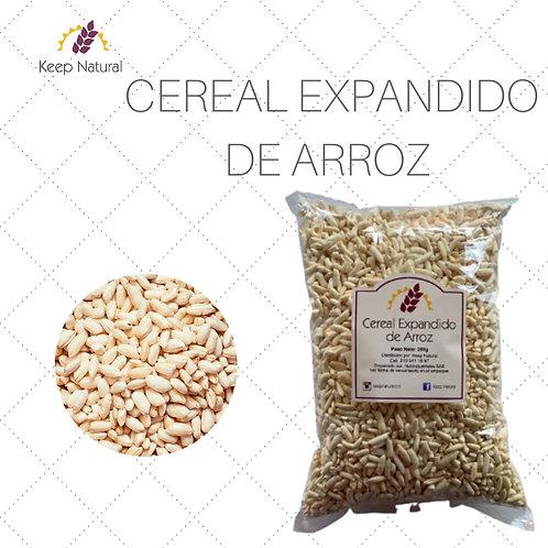 Cereal Expandido Arroz (200gr)
