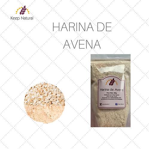 Harina de Avena (500gr)