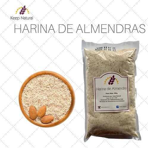 Harina de Almendras (500gr)