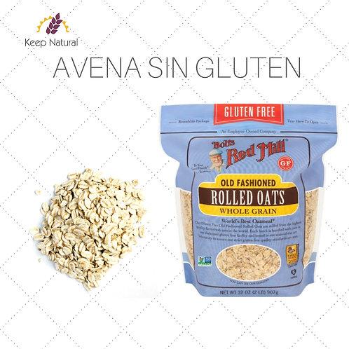 Avena Hojuelas Sin Gluten (907gr)