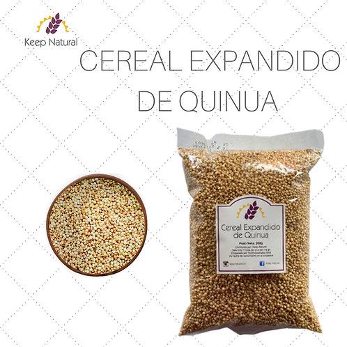 Cereal Expandido Quinua (200gr)