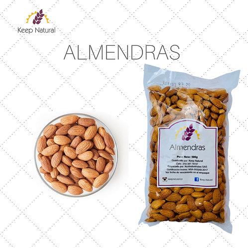 Almendras (500gr)