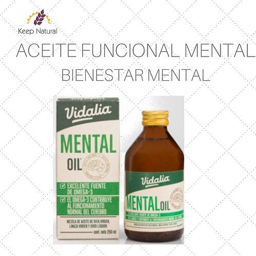Aceite Vidalia Mental Oil 250ml