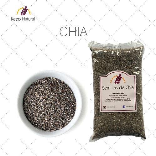 Semillas de Chia (500gr)