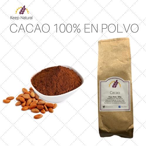 Cacao en Polvo (500gr)