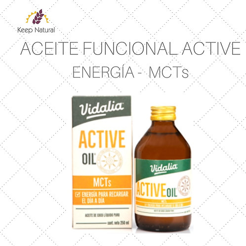 Aceite Vidalia ActiveOil 250ml