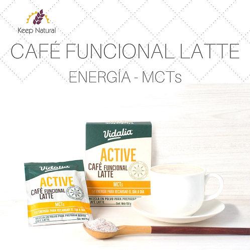 Café Funcional Latte Vidalia 150gr