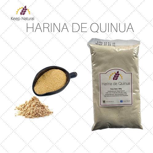 Harina de Quinua (500gr)