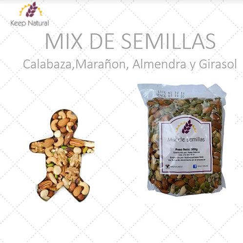 Mix Semillas de Calabaza (500gr)
