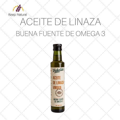 Aceite de Linaza Virgen Vidalia 250ml