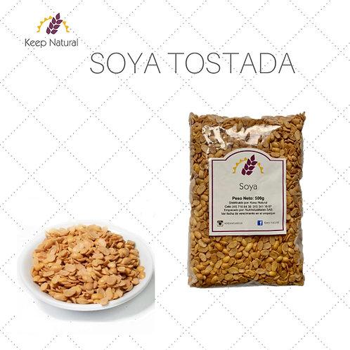 Soya Tostada (500gr)