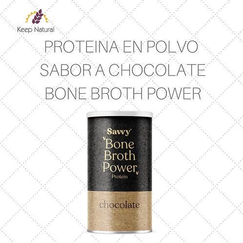 Proteina Savvy Chocolate 560gr
