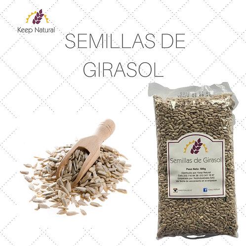 Semillas de Girasol (500gr)