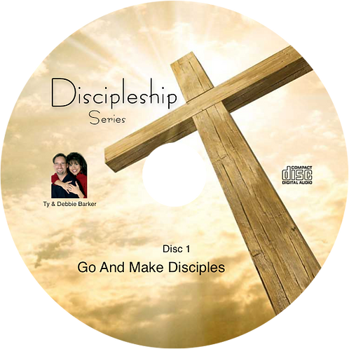 Discipleship pt 1 - Go And Make Disciples