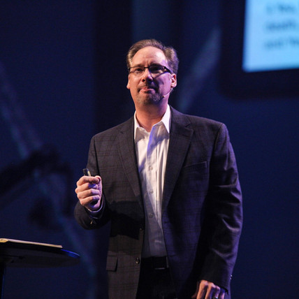 Ty Barker Preaching at Victory Christian Center Tulsa