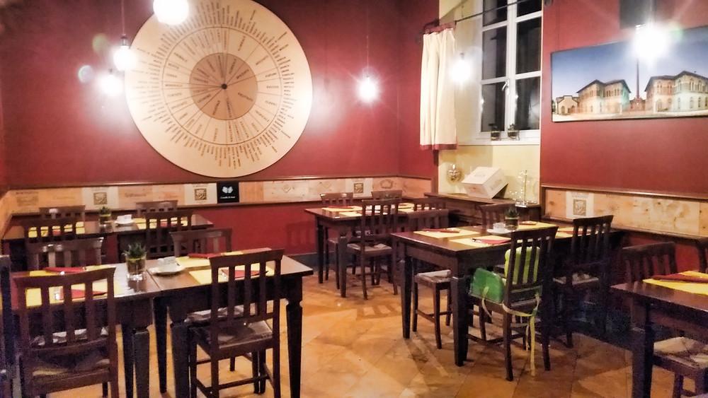 Villa Appiani restaurant