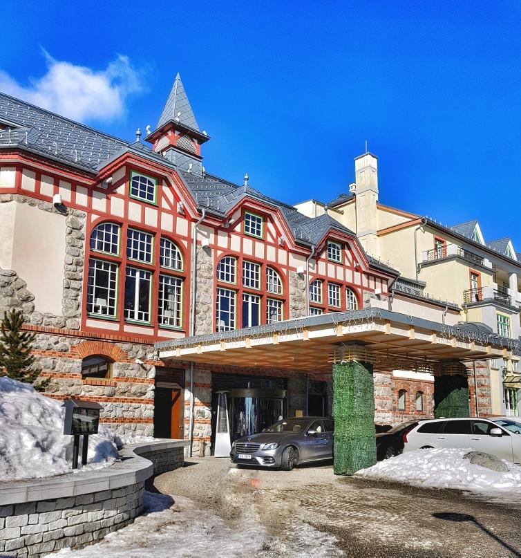 Kempinski hotel High Tatras