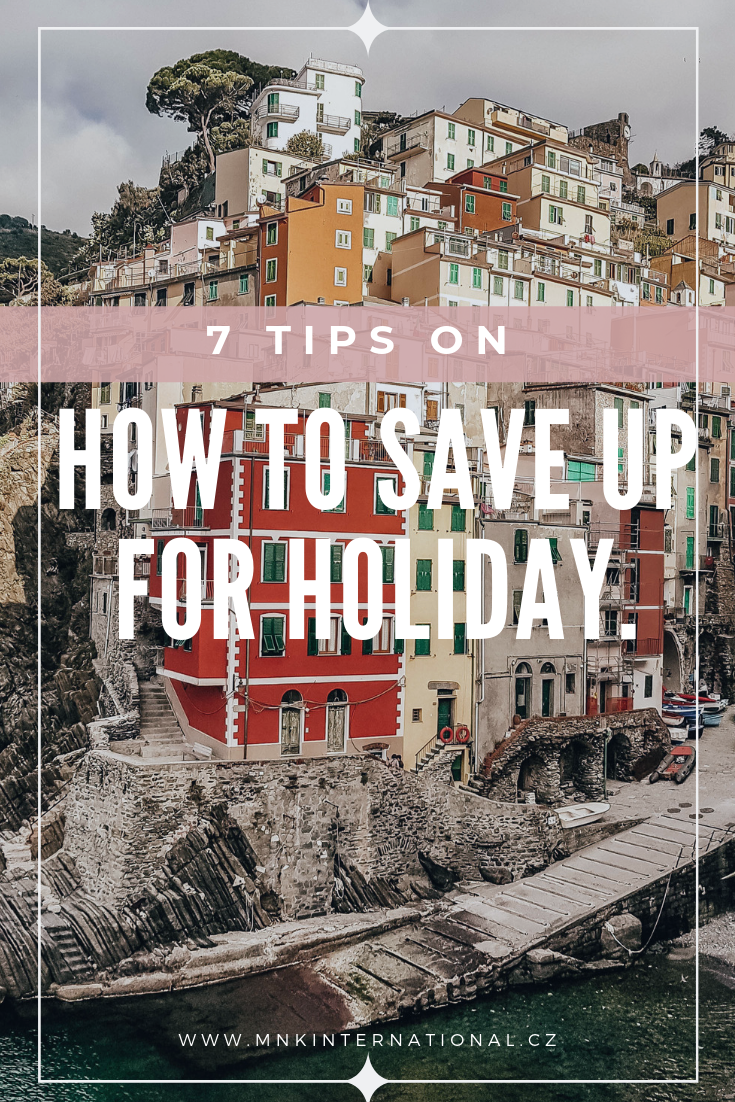 Pin this how to save up for travel