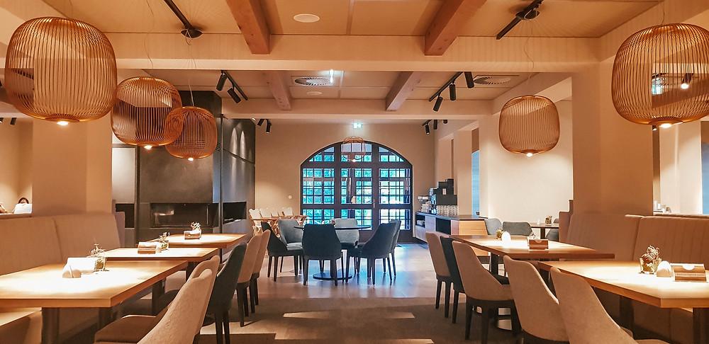 Hotel Windsor restaurant