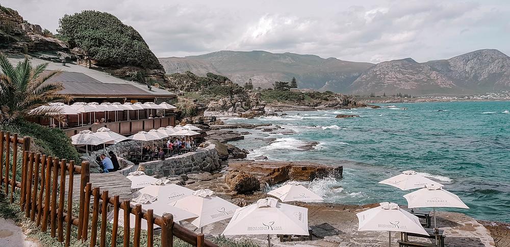 Bientang's Cave Restaurant Hermanus